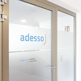 adesso SE has commissioned us again with the branding of a location