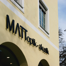On expansion course: Our new customer MATT Optik!